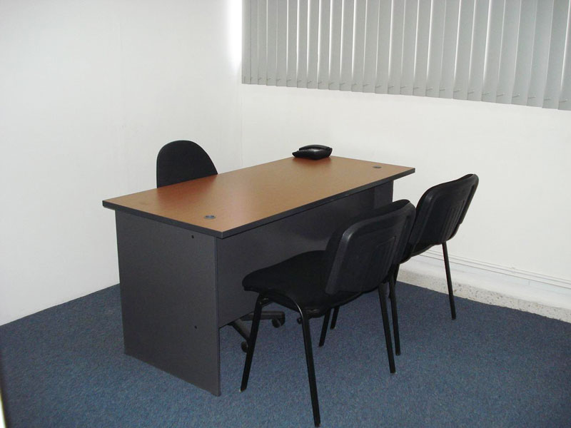 Oficinas de diferentes tamaños
